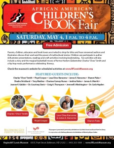 Join me this Saturday at a Children's Book Fair!!!